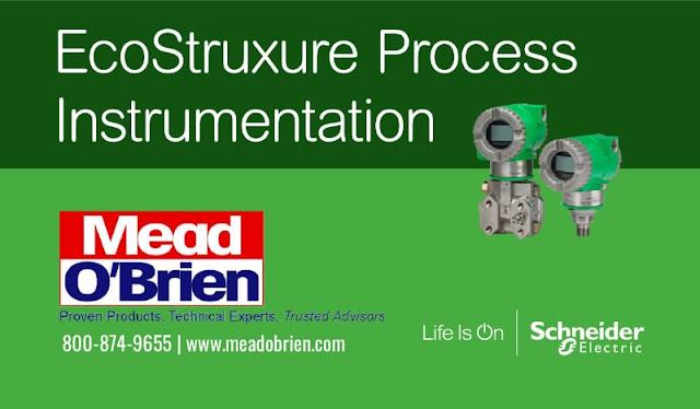 EcoStruxure Process Instrumentation