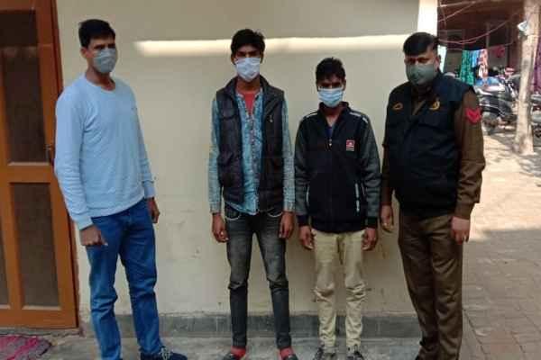 crime-branch-sector-48-arrested-chor-nadeem-mizaz