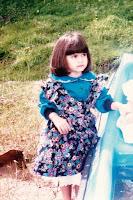 Kriti Kharbanda Childhood Photo 2