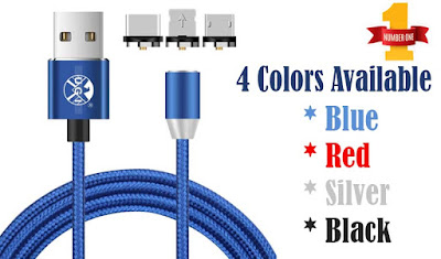 UGI Magnetic Charger Cable (3 in 1)
