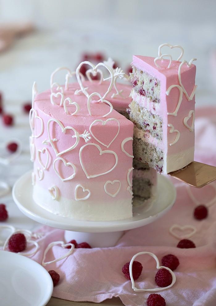 40th birthday cake for women