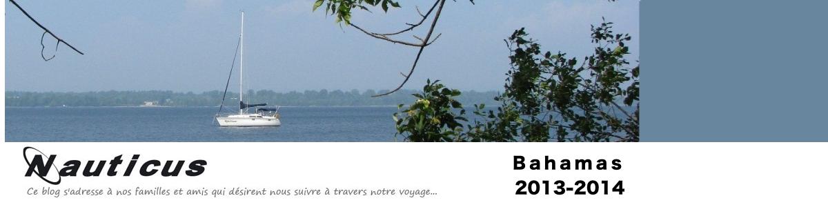 Voilier Nauticus - Bahamas 2013-2014