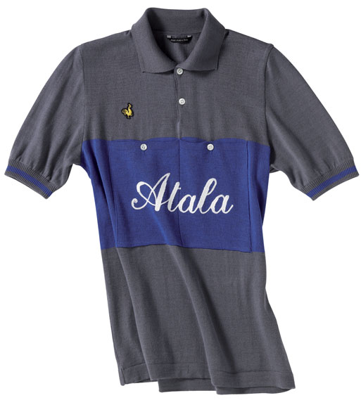 DeMarchi has introduced several authentic and authorized retro jerseys. My  favorites are the Atala (1949) and Wilier (1951) with the old style front  pockets ... 647219fee