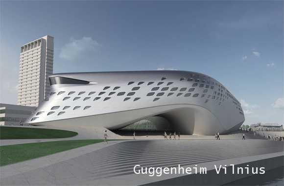 museum guggenheim Lithuania