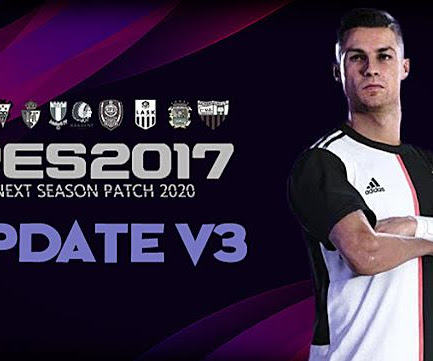 PES 2017 Next Season Patch 2020 Update V3 Unofficial + New Option File