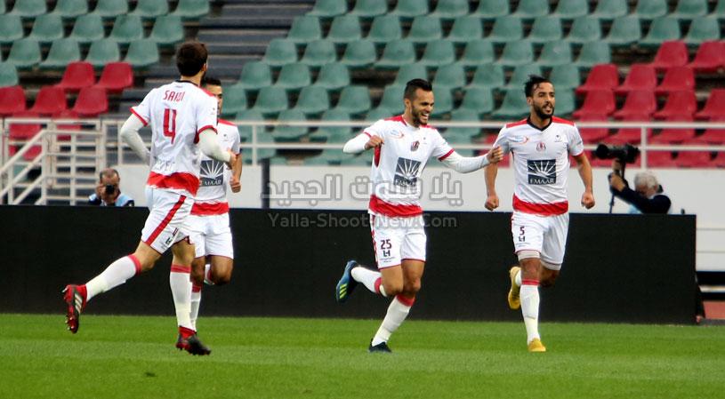 نادي الفتح الرباطي يفرض التعادل الاجابي على فريق الوداد في الدوري المغربي