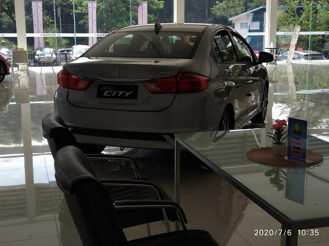 Honda Nusantara Ahmad Yani Bekasi
