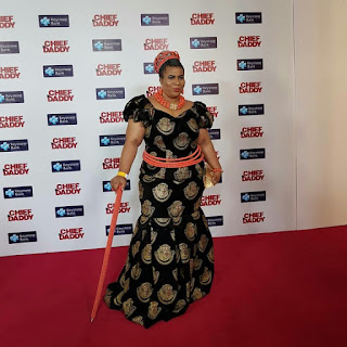 See What Your Favourite Celebrities Wore To The Premiere Of ChiefDaddy