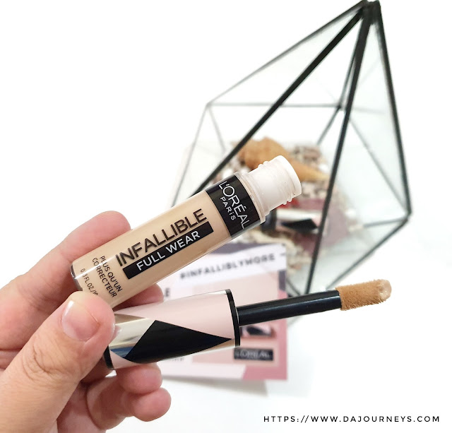 [Review] Loreal Infallible Full Wear Concealer