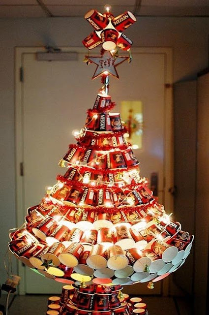 20 Alternative Christmas Trees ideas