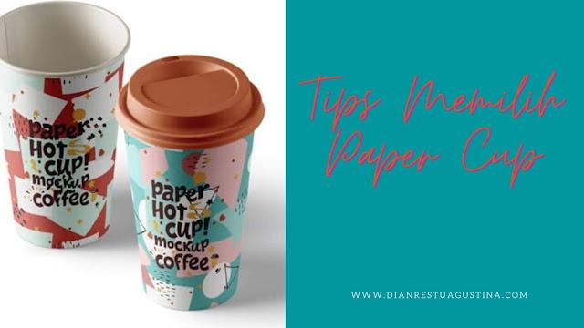 Tjetak Paper Cup