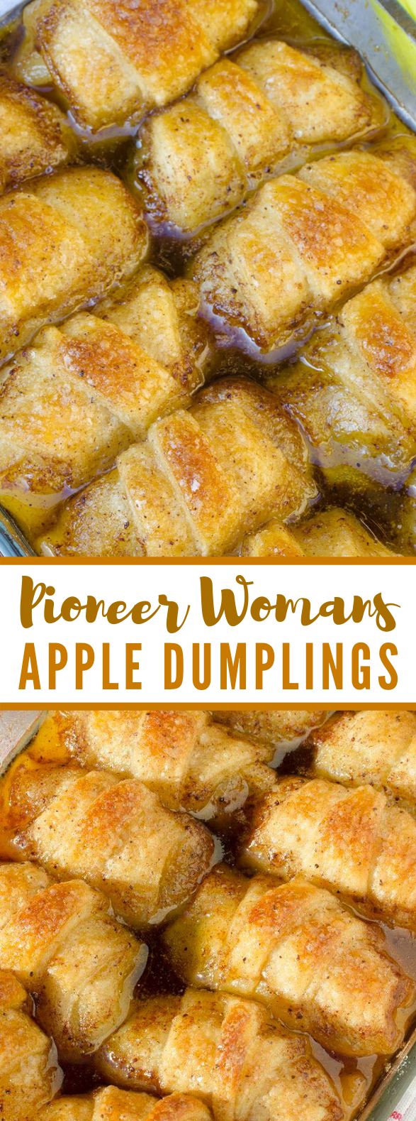 Pioneer Womans Apple Dumplings #desserts #healthy