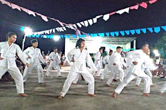ONG Acate realiza seu I Quintal Cultural em Travessia, localidade de Ibaretama