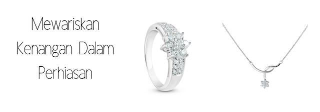 Mewariskan Kenangan Dalam Perhiasan