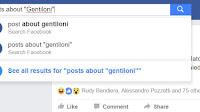 Come cercare su Facebook post e foto degli amici di ogni tempo