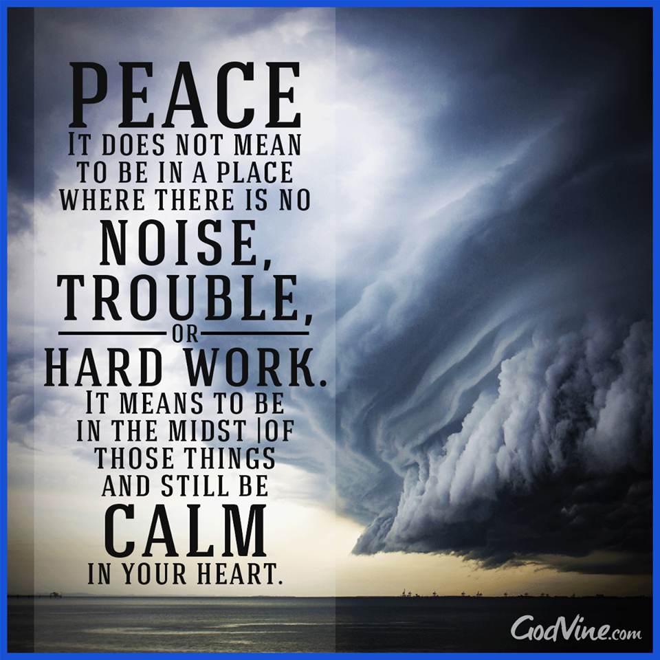 Quotes About Peace: Peace Quotes From The Bible. QuotesGram