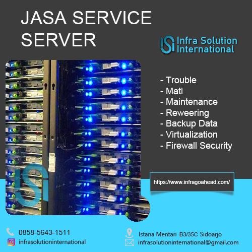 Service Server Sumenep Enterprise