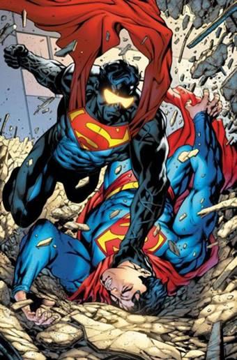 Erradicador es un villano de Superman