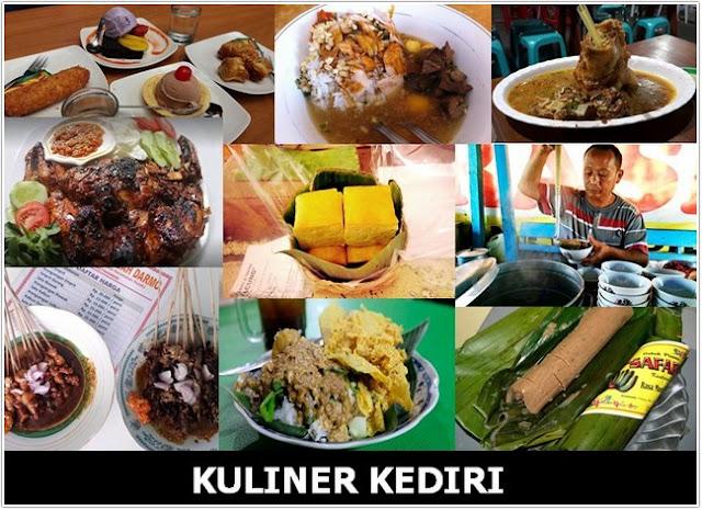 10 Top Kuliner Kediri