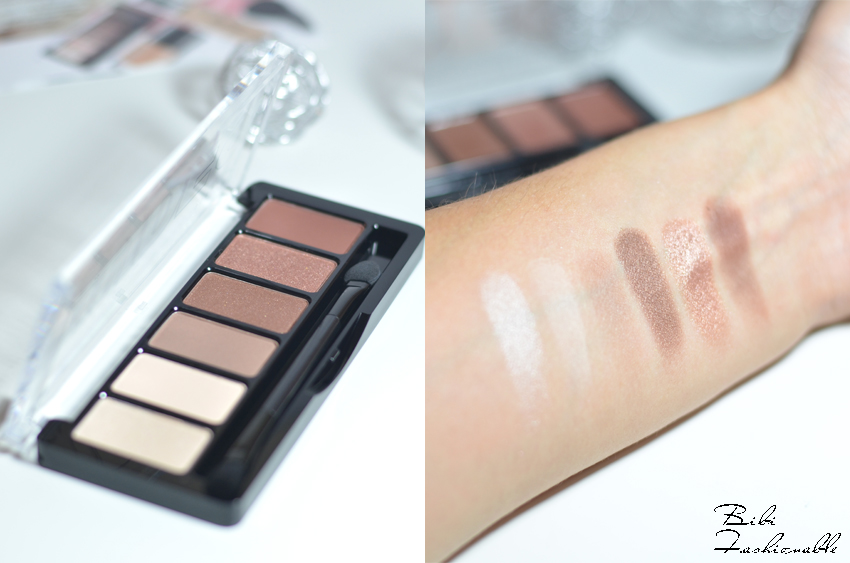 Catrice Absolute Chocolate Nudes Eyeshadow Palette Swatches