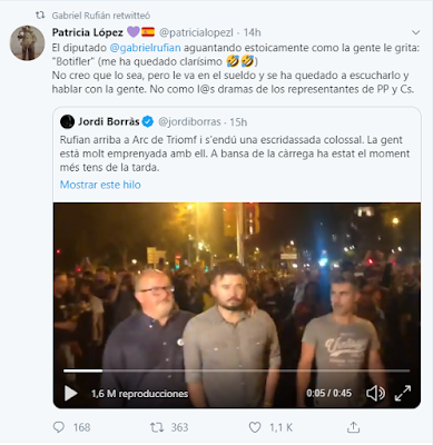 tweet-reacción-abucheos-Rufián