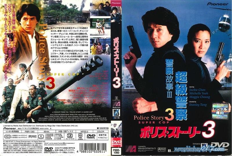 http://xemphimhay247.com - Xem phim hay 247 - Câu Chuyện Cảnh Sát 3: Cảnh Sát Siêu Đẳng (1992) - Police Story 3: Supercop (1992)