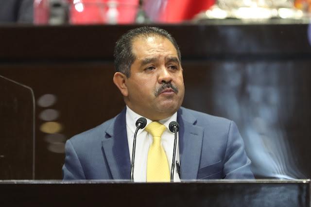 Pide José Guadalupe Aguilera al Gobierno Federal reducir volúmenes de importación de granos básicos