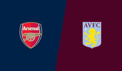 مشاهدة مباراة ارسنال ضد استون فيلا اليوم 8-11-2020 بث مباشر في الدوري الانجليزي