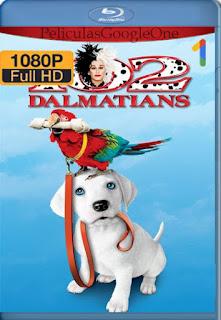 102 Dálmatas (102 Dalmatians) (2000) AMZN [1080p Web-DL] [Latino-Inglés] [LaPipiotaHD]