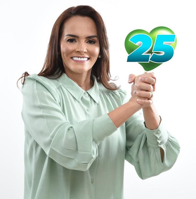 URGENTE! Justiça concede liminar e Carmem Neto está apta a concorrer eleições 2020.