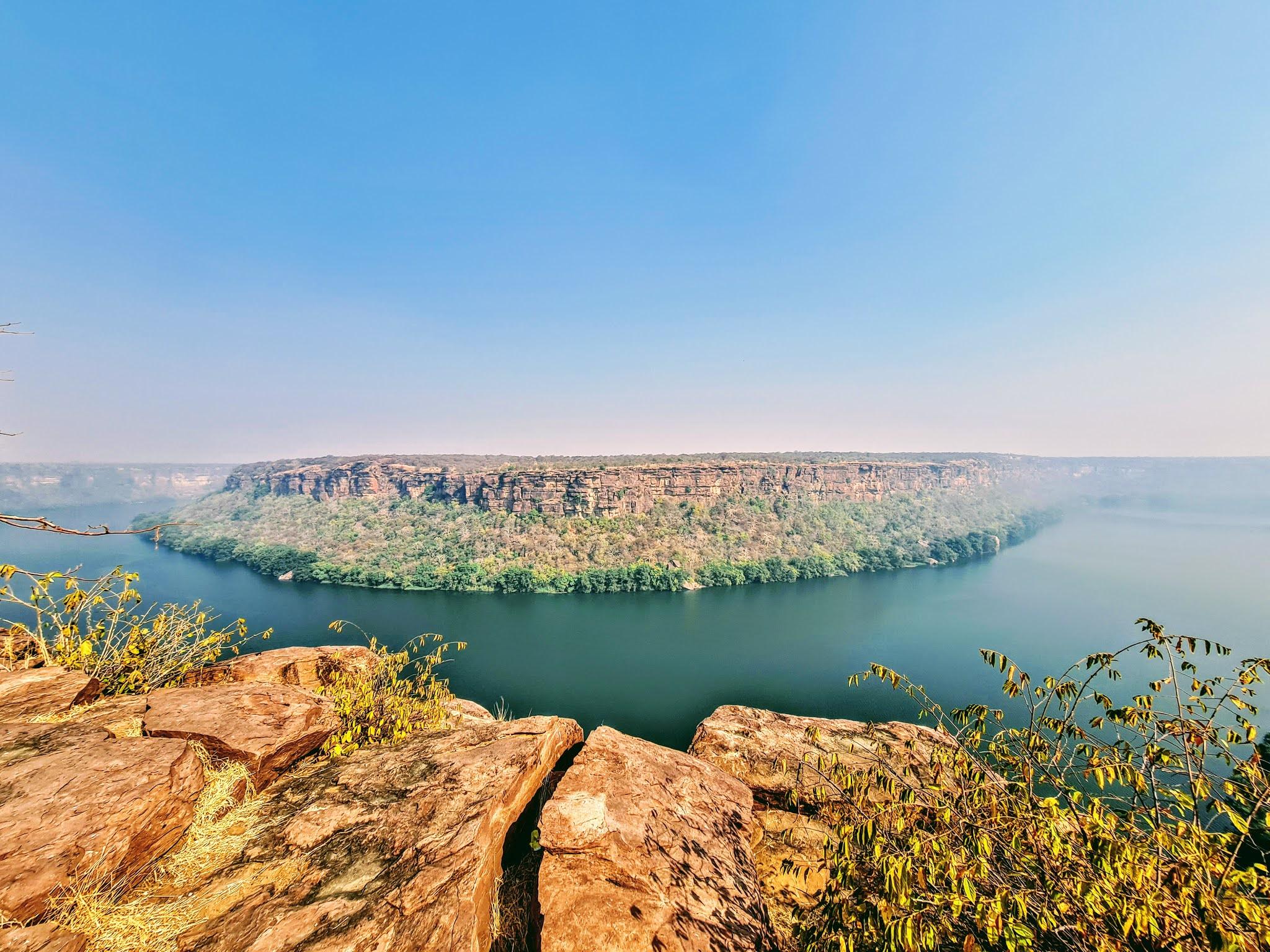 Garadia Mahadev Viewpoint