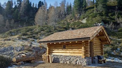 Baito Forestale Telve di Sopra.