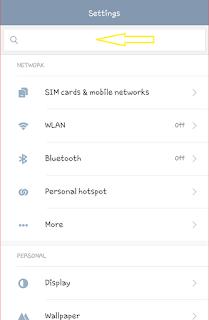 cara menyembunyikan aplikasi di android xiaomi