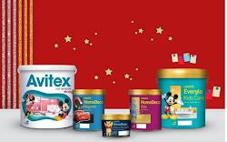 Cat Disney Avian Brands Hadirkan Keajaiban Warna Di Setiap Ruangan