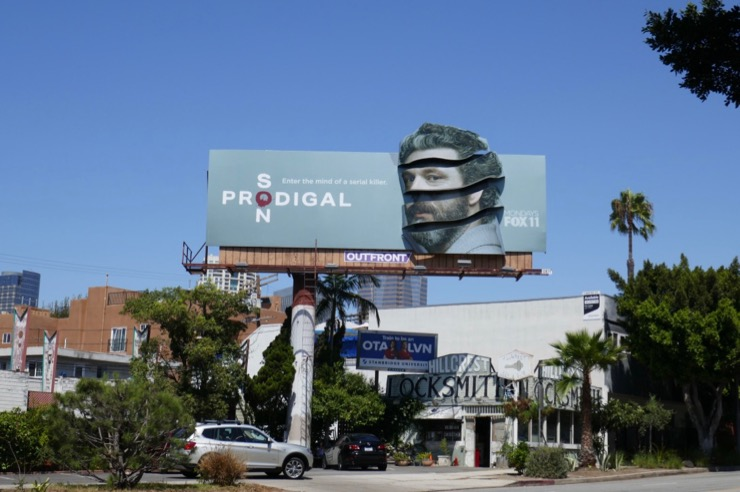 Prodigal Son 3D extension billboard