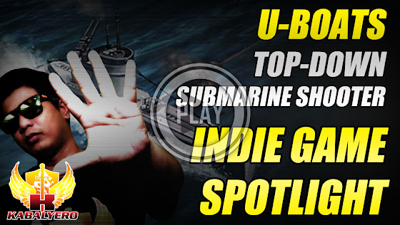 U-Boats ★ A Submarine Shooter ★ STEAM Greenlight ★ Indie Game Spotlight