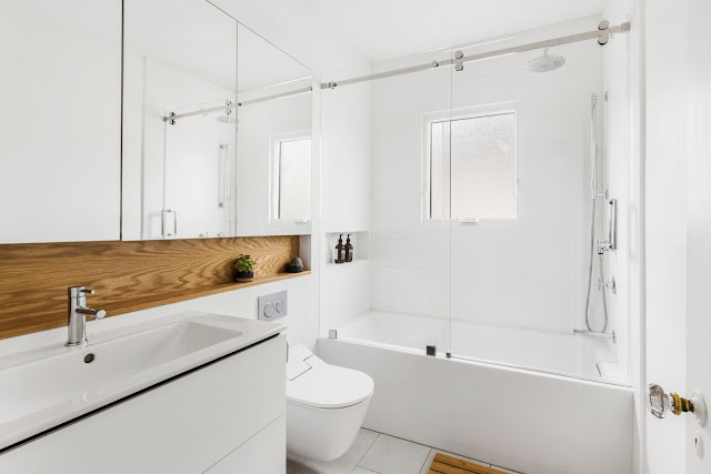 small bathroom remodel ideas with tub and shower