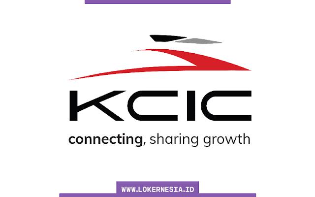 Lowongan Kerja KCIC Jakarta Agustus 2021