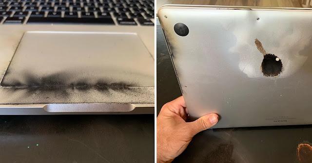 Fotografo bloccato in Vietnam a causa di un MacBook Pro sottoposto a richiamo