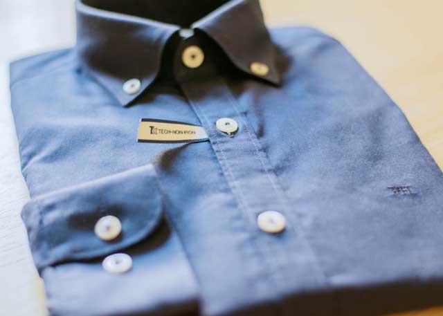 camisa tech non iron sin arrugas