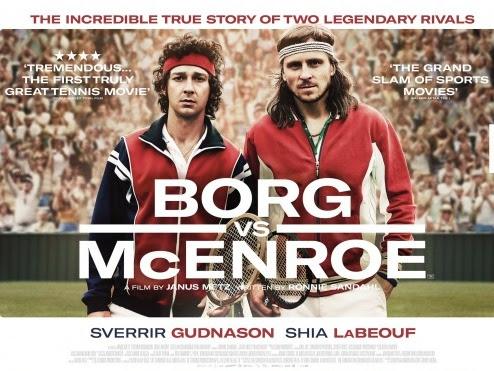 🎬 Movie Review: Borg/McEnroe