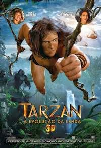 Download Tarzan: A Evolução da Lenda Dublado + Torrent