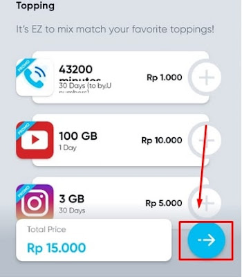 Topping Data By.U