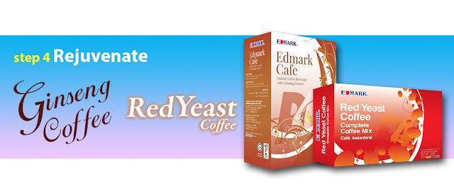 قهوة ادمارك - منتجات شركة ادمارك