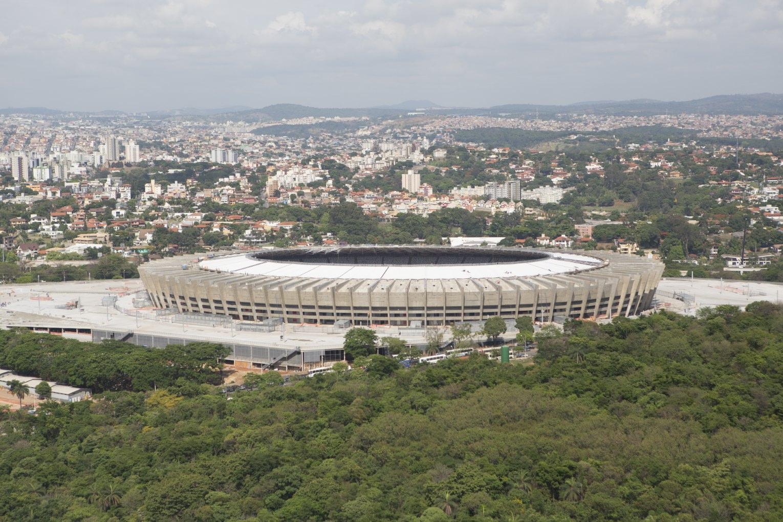 Estadio Mineirão em BH | Minas Gerais