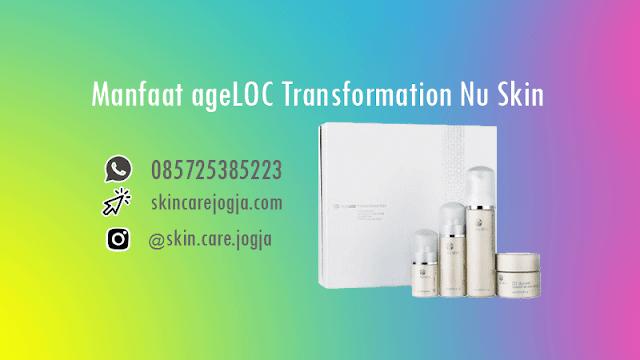 Manfaat ageLOC Transformation Nu Skin