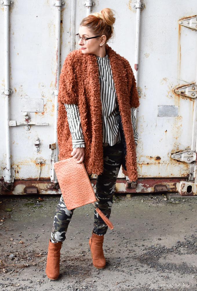 Mustermix richtig stylen, Tipps für Look Mustermix