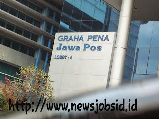 Lowongan Kerja PT Graha Pena Jawa Pos Maret 2017 (Fresh Graduate/ Experience)