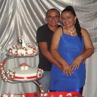 Casal morre em grave acidente dias depois de se reconciliarem da separação.