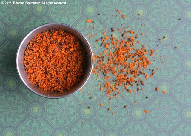 Homemade spice blend recipe